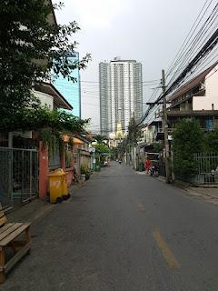 タイらしい風景