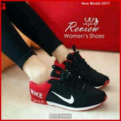 FIDS040 Sepatu Wanita Sepatu Kets Untuk Jalan Jalan