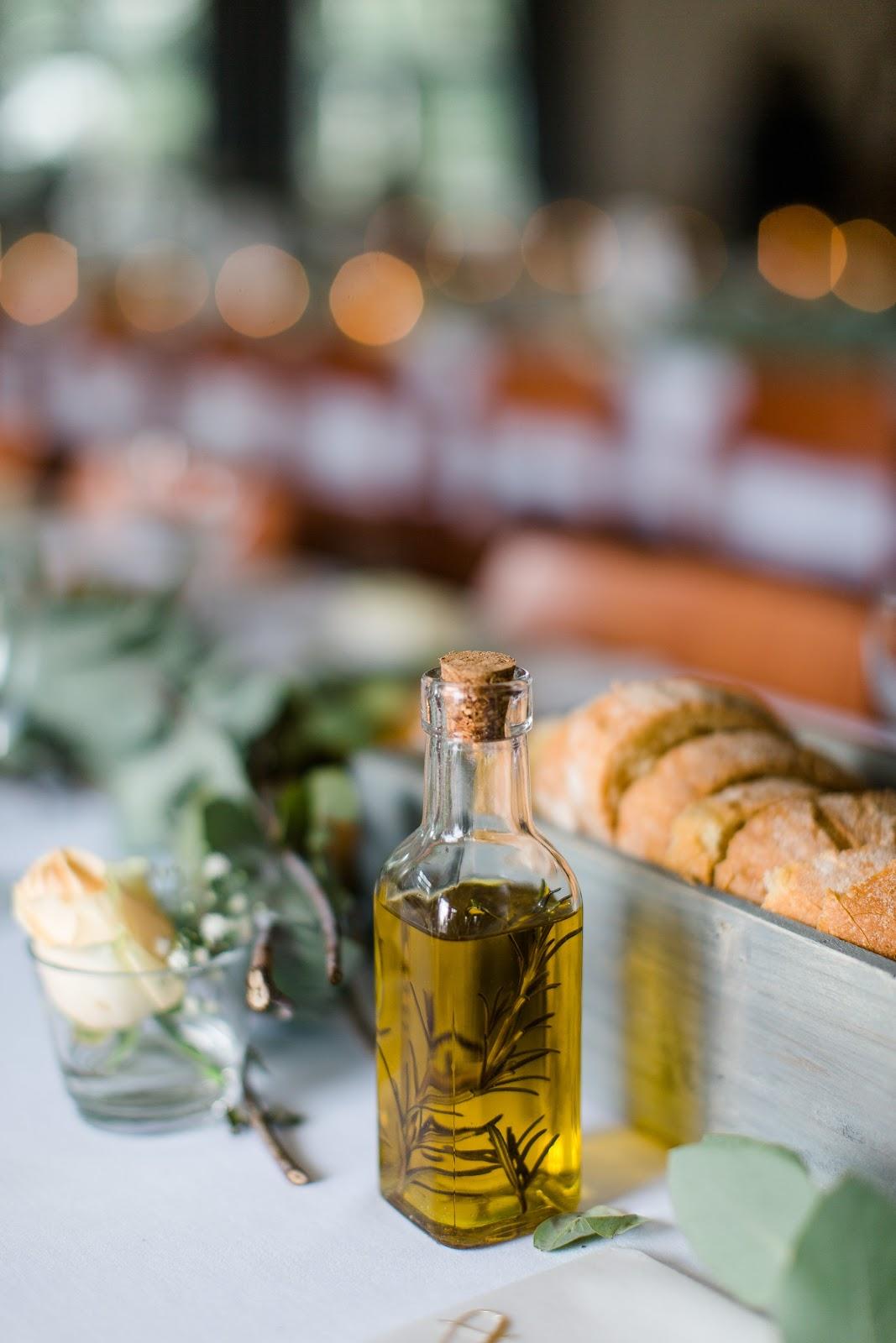 Tischdekoration Hochzeit selber machen