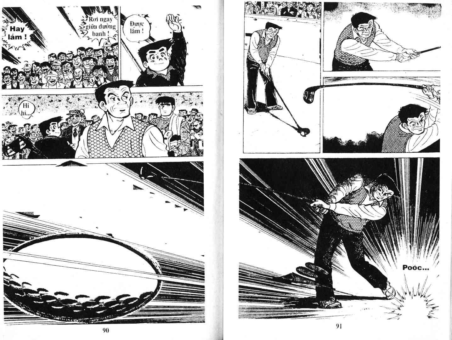 Ashita Tenki ni Naare chapter 51 trang 44