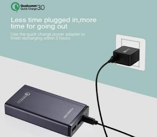 Poweradd Qualcomm Quick Charge Power Bank