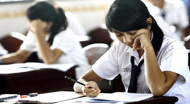 Soal UTS Bahasa Inggris SD SMP SMA Semester 1