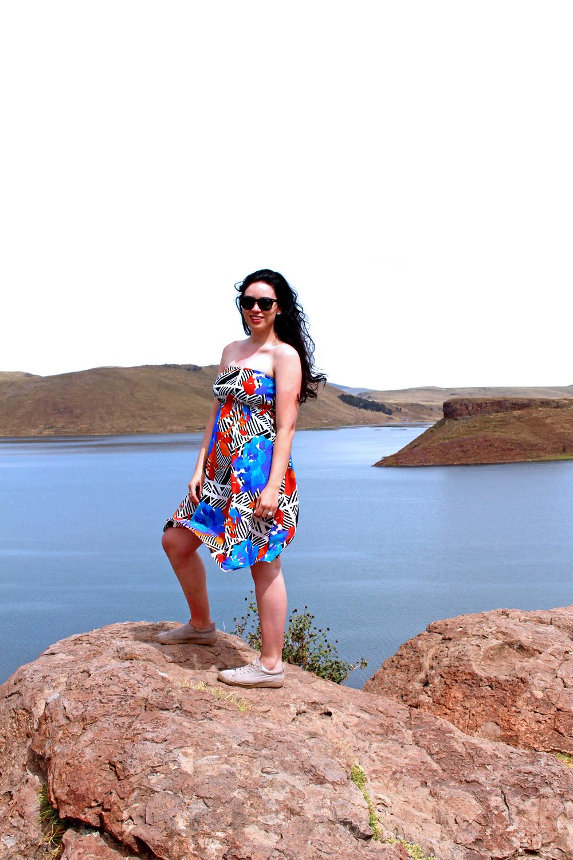 Lake Umayo near Puno, Peru - travel blog