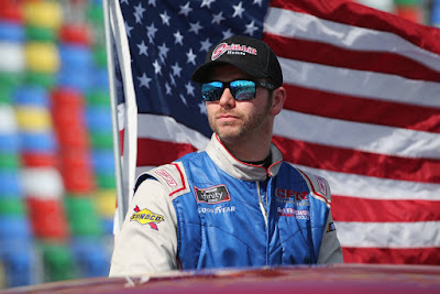 Chad Finchum Crosses the Stripe with a #NASCAR  #Xfinity Series Career-Best Finish