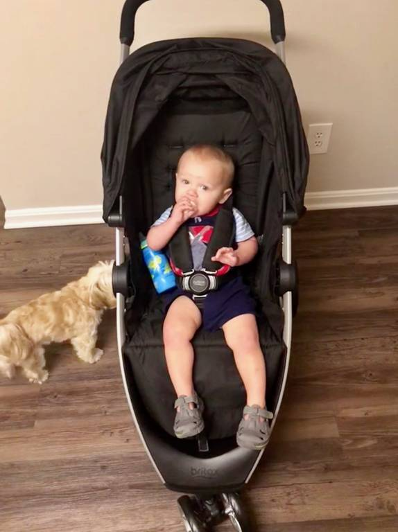 Britax B Lively A Review The Baby Gear Files