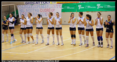 Volley 2013 B1F gir. A Pinerolo Eurospin Ford Sara vs U.S. Junior Casale (AL)