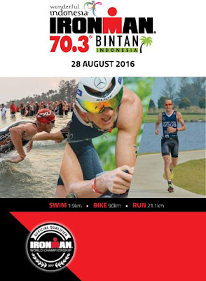 Triathlon Ironman 70.3 Bintan