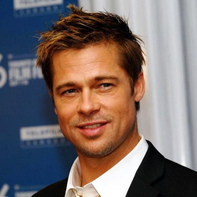 Biodata dan Profil Brad Pitt