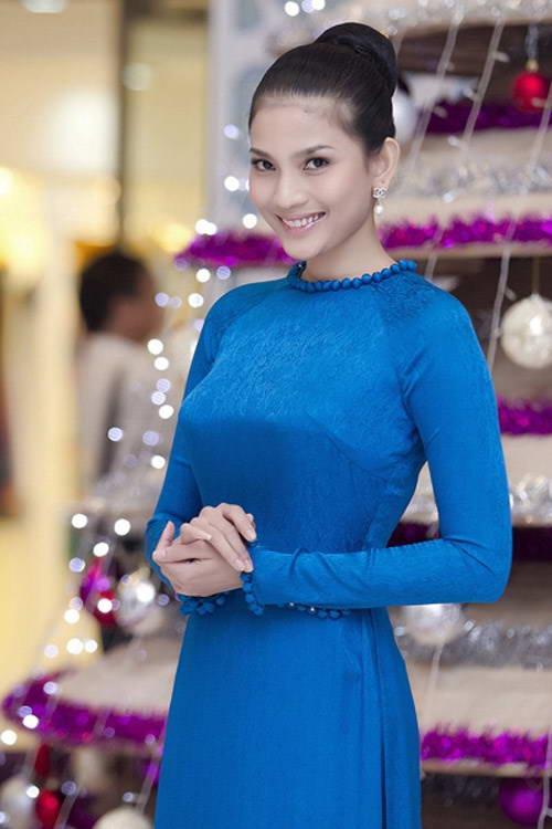 Bí mật giảm cân thần tốc của Á hậu Trương Thị May