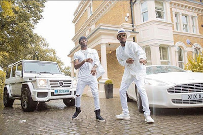 Patoranking Ft Diamond Platnumz - Love You Die Video