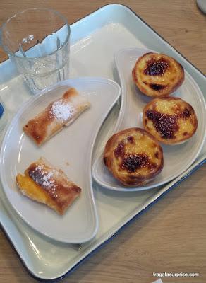 Pastelaria portuguesa em Bruxelas: Pastelaria Forcado