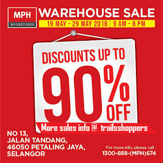 MPH Bookstore Warehouse Sales