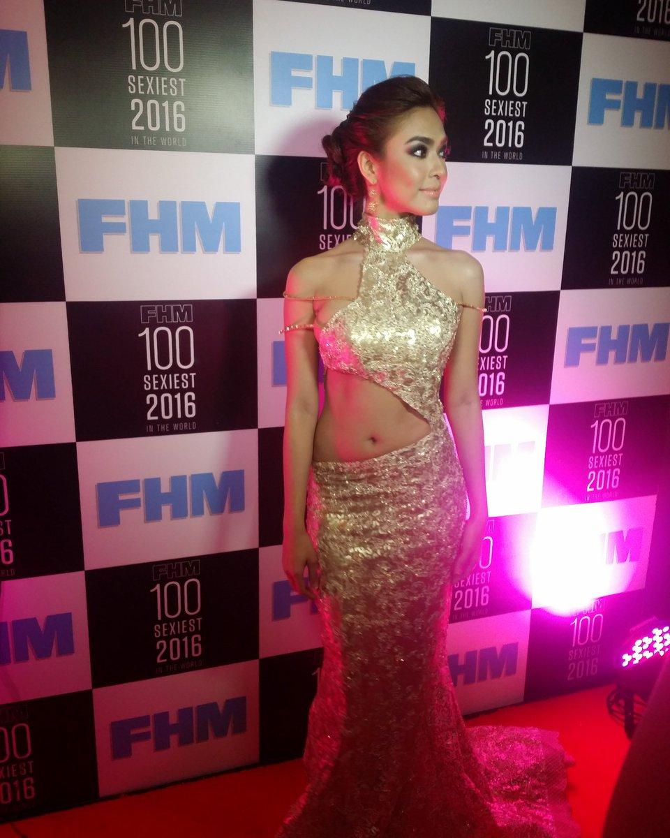 Bangs Garcia FHM 100 Sexiest 2016