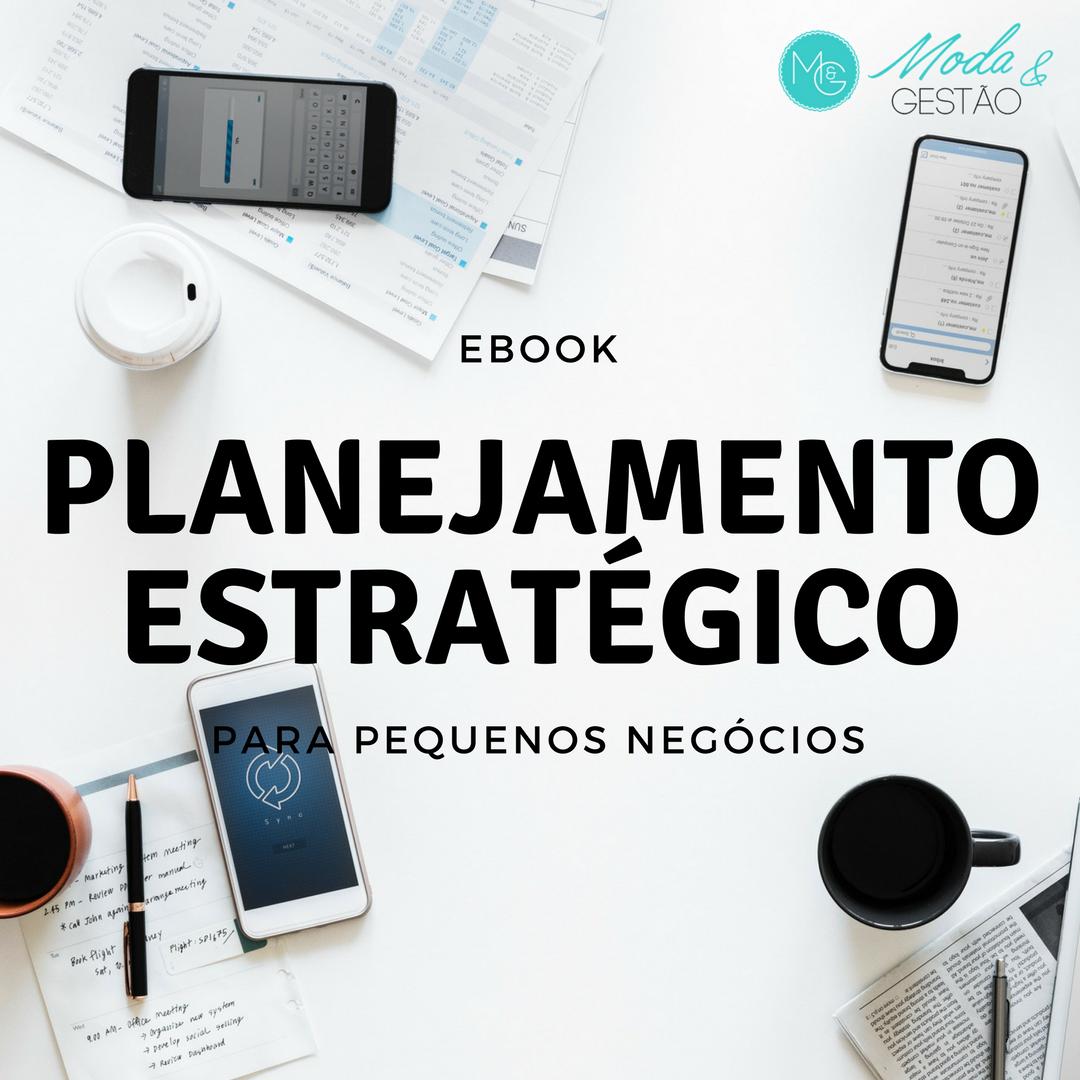 CURSO DE PLANEJAMENTO ESTRATÉGICO EM EBOOK