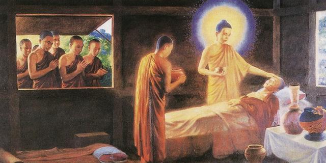 Không có gì là vĩnh viễn, gạt bỏ tư tâm hướng Phật tu luyện mới thoát khổ