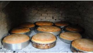 Ζυμωτό ψωμί και προζύμι
