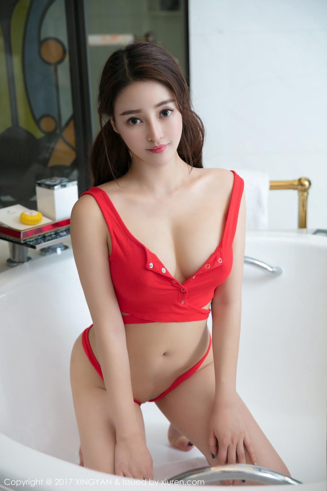 XingYan Vol.002 Zhang Ling Er (张灵儿)