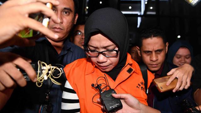 Ditangkap KPK, Golkar Nonaktifkan Eni Maulani