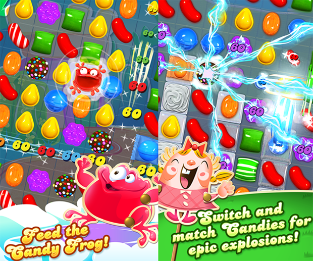 Candy Crush Saga llega al fin a Windows Phone