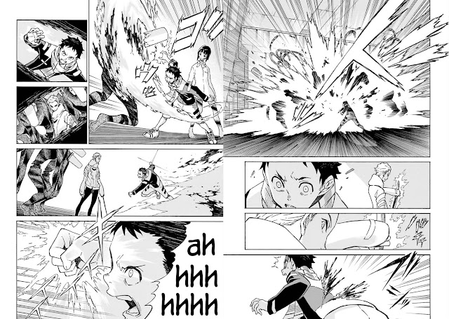 Critique Manga, Ex-Humans, Manga, Pika Edition, Yôichi Katô,
