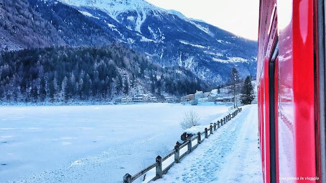 informazioni utili Trenino Rosso del Bernina
