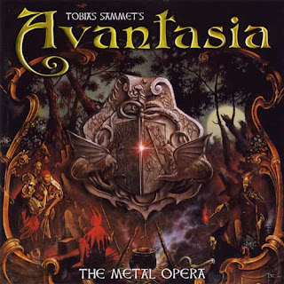 The Metal Opera Lyrics