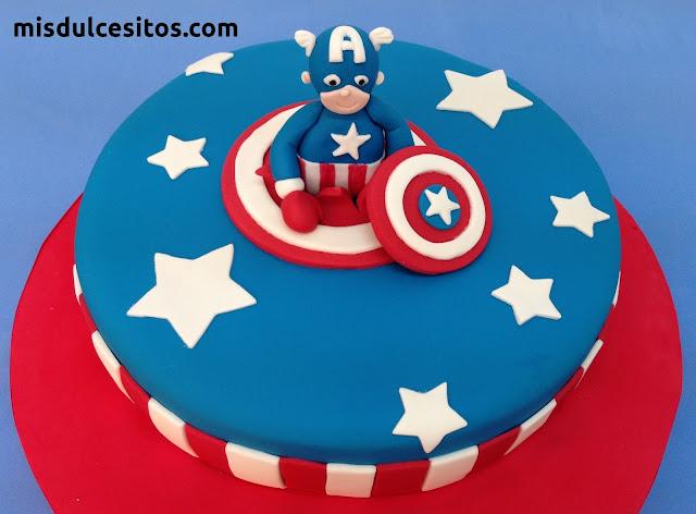 Tortas temática Avengers. Venta de tortas decoradas en Lima.