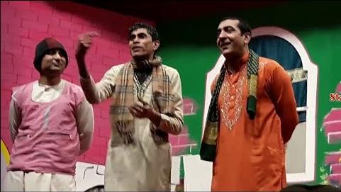 Zafri Khan Best Comedy Scene In Gujranwala 2018 - New