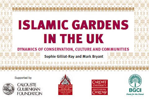report islamic muslim environment gardens britain uk