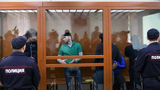 Five found guilty of murdering Putin critic Nemtsov