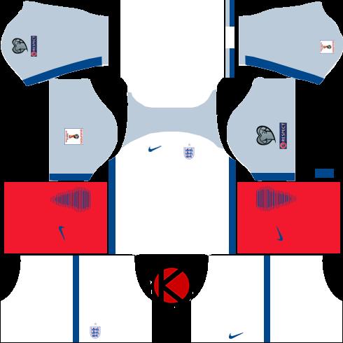 England Nike Kits 2017 - Dream League Soccer 2017