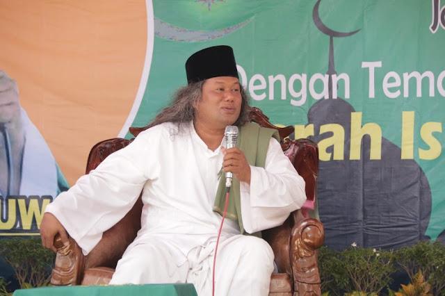 Gus Muwafiq Ungkap Banyak Kelompok yang Sedang 'Mancing' di Kolam NU