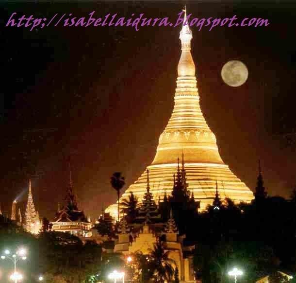 bercuti ke Myanmar