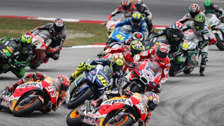 Jadwal MotoGP Le Mans Prancis 2017