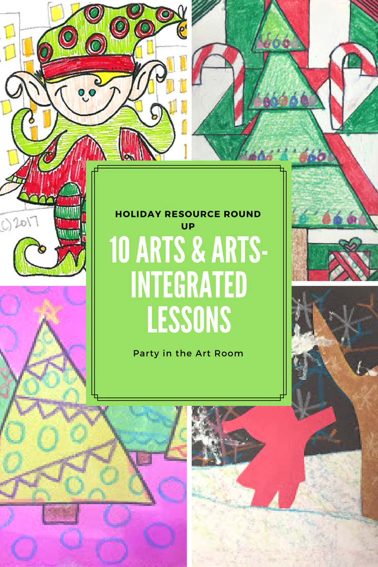 Holiday Arts Lessons