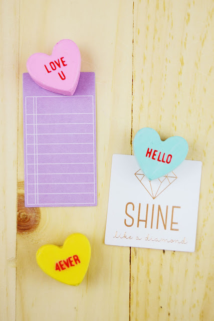http://diycandy.com/2016/01/valentines-day-conversation-hearts-magnets/