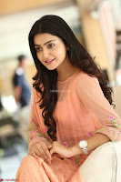 Avantika Mishra Looks beautiful in peach anarkali dress ~  Exclusive Celebrity Galleries 012.JPG