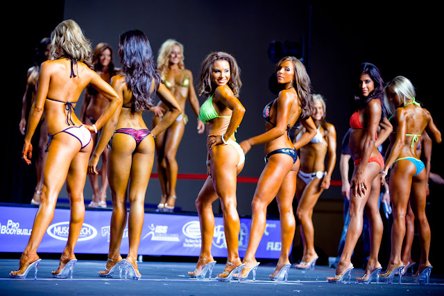 Bikini Competition Diet - Competition Diet