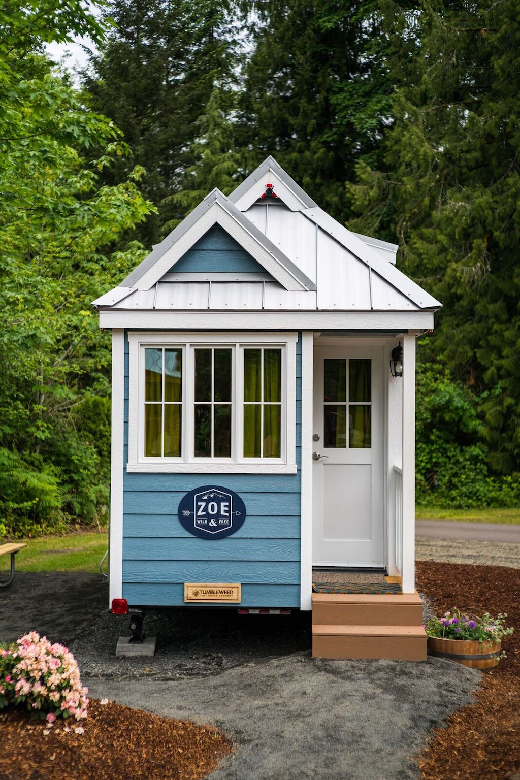 Tiny House Town Zoe Of Mt Hood Village Resort