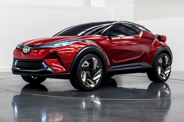 Mengenal Toyota C-HR Hybrid