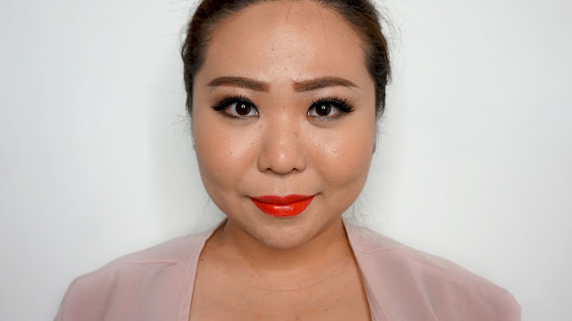 VOV Super Fitting Lipquid, a combination of lipstick, lip tint and lip stain. It is lighter, more vivid and more intricate than lipstick. It costs IDR 240.000.