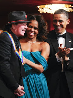 'Kennedy Center Honors': Carlos Santana honored in D. C. ceremony