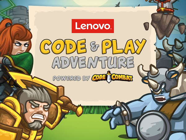 Lenovo Code & Play Adventure Game