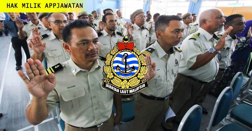 Jawatan Kosong Di Jabatan Laut Malaysia Tahun 2019 Appjawatan Malaysia