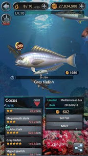 Download Fishing Hook MOD APK Terbaru