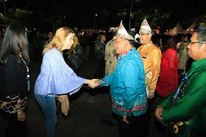 Duta Besar Negara Sahabat 'Ngumpul' di Banjarbaru