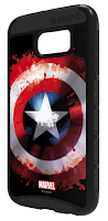 Skinit Cargo Case Marvel Captain America