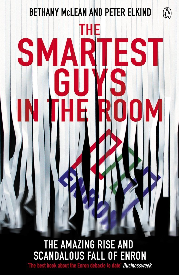 Book  The Smartest Guys in the Room  The DreamCage