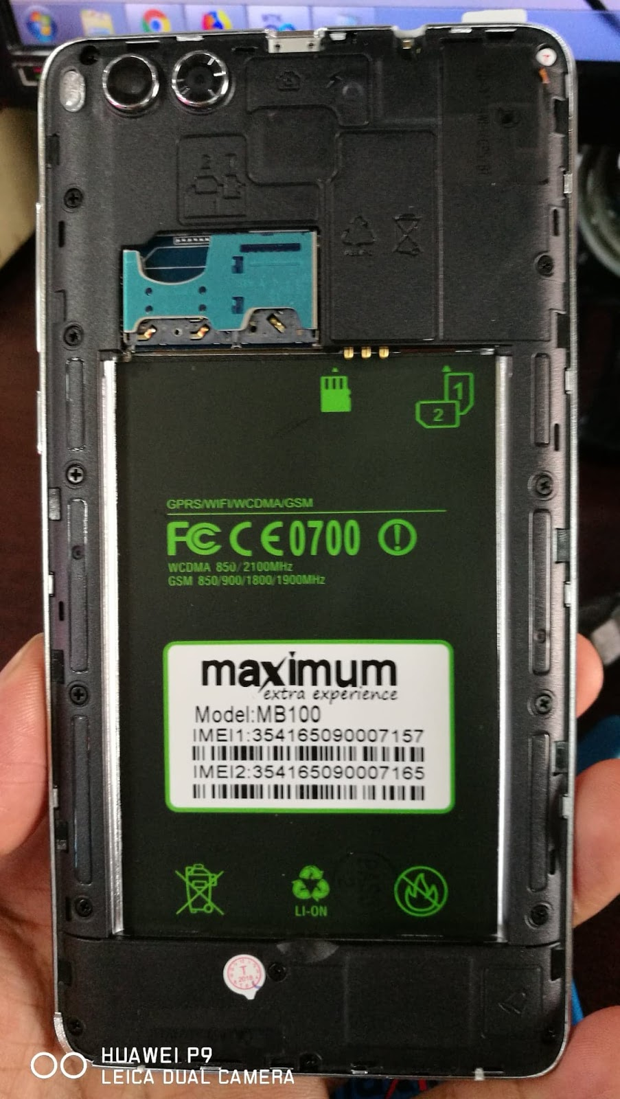 Maximum MB100 Flash File