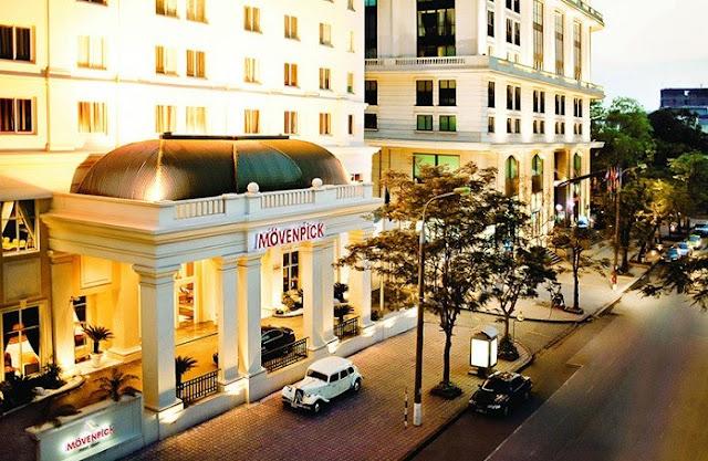 Khách sạn thương hiệu quốc tế